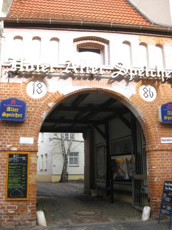 Photo of City Partner Hotel Alter Speicher Wismar