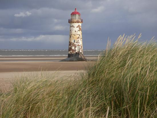 Dee Estuary at Point of Ayr