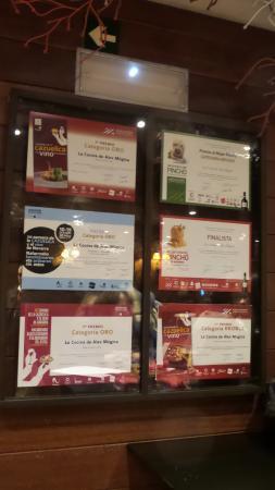 La Cocina De Alex Mugica: GENIALES PINCHOS PREMIOS