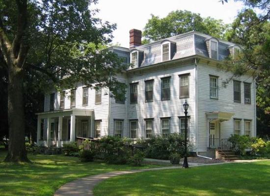 Норт-Плейнфилд, Нью-Джерси: Vermeule Mansion / Fleetwood Museum of Art and Photographica