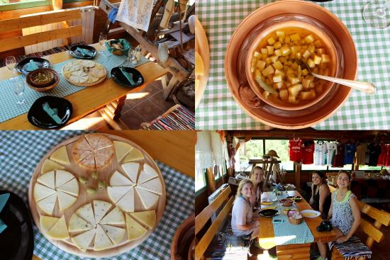 Local food at Plitvice - Picture of Zagreb Tours by ...