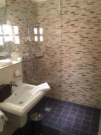 Gut Landscheid Hotel & Restaurant: Badezimmer