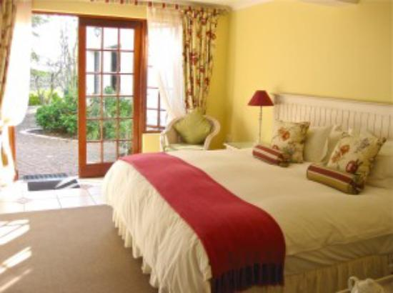 Malvern Manor Country Guest House: Roman Room