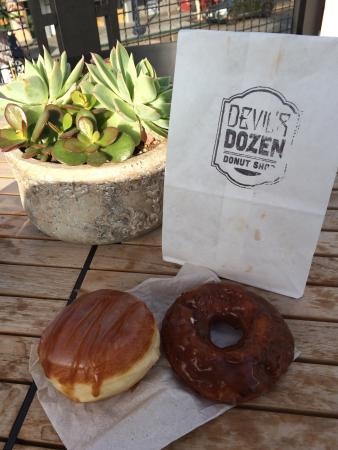 Devil's Dozen Donut Shop