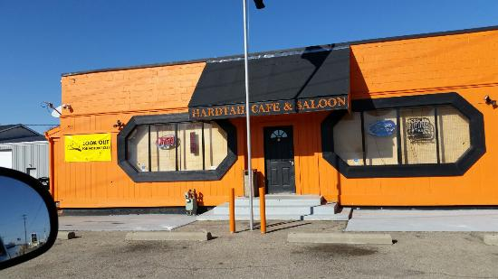 Chillicothe, Огайо: Hardtail Cafe & Saloon