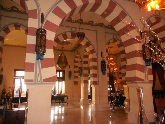 Sofitel Legend Old Cataract Aswan: Main Lobby