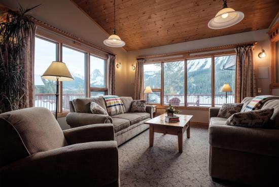 Mount Engadine, Kanada: The Lounge