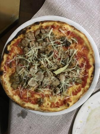 Pizzeria La Grande Suocera Rosalia