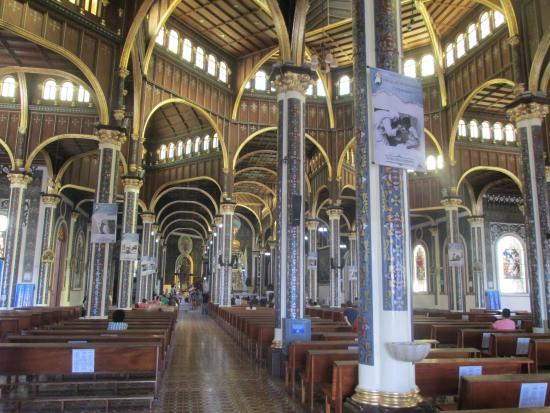 Basilica Of Our Lady Of The Angels Cartago