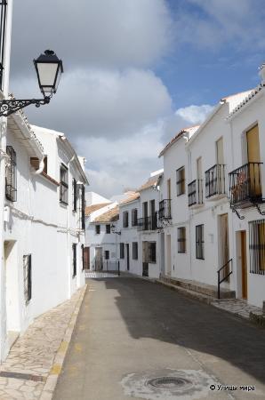 Zuheros: белокаменные улицы