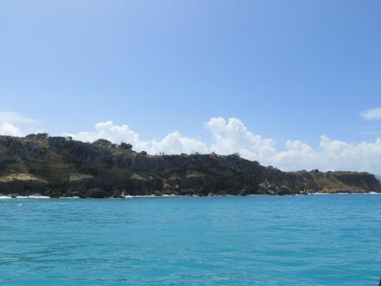 Oyster Pond, Άγιος Μαρτίνος: Pinel Island