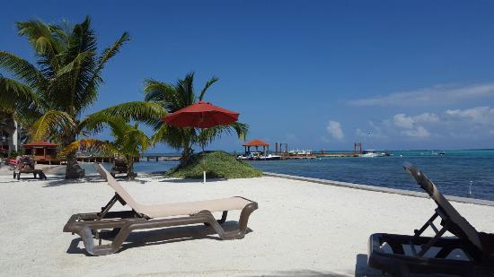 Grand Caribe Belize Resort and Condominiums: 20160222_134101_large.jpg