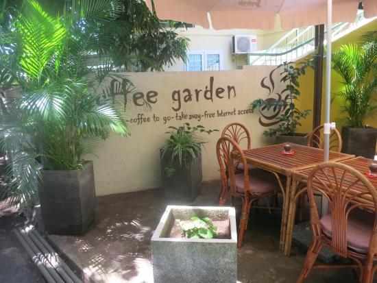 Coffee Garden Photo