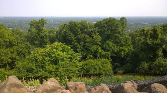 Green Brook, نيو جيرسي: washington rock