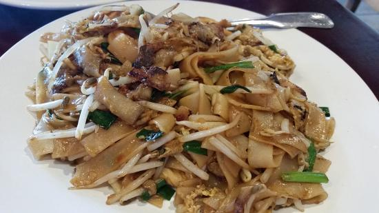 Belacan Grill : Char Kway Teow