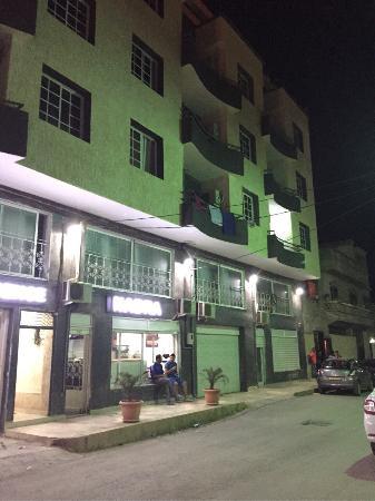 Ain-el-Turck, Algerien: Residence nadra