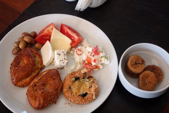 Club Hotel Flora: Breakfast