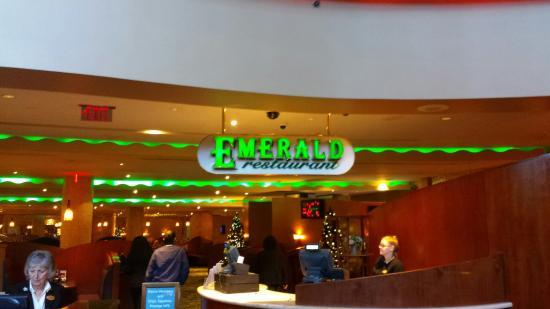 Restaurants near turning stone casino