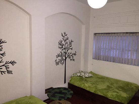 Kozii hostel D.C: Camas Cómodas, cubiertas muy limpias