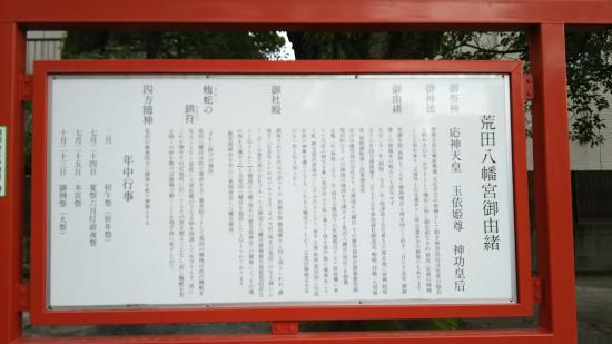 Arata Hachimangu