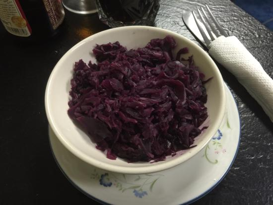 Josie's German Delicatessan : Authentic Rot Kraut (red cabbage)