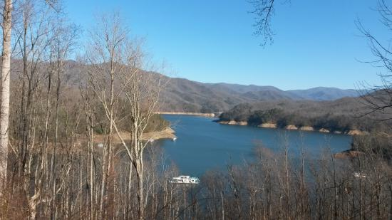 a view from rt 129 picture of tail of the dragon robbinsville rh tripadvisor com