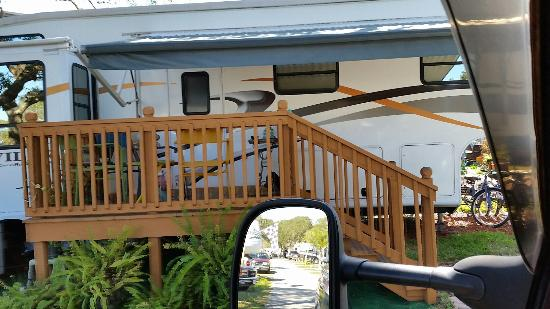 St. Augustine Beach KOA ภาพถ่าย