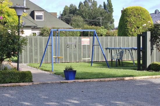 children s play area with small pool behind fence picture of rh tripadvisor co nz