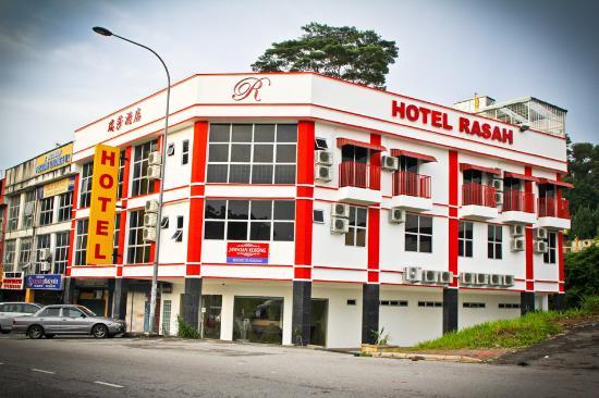 Hotel Rasah Seremban : Hotel Rasah Exterior