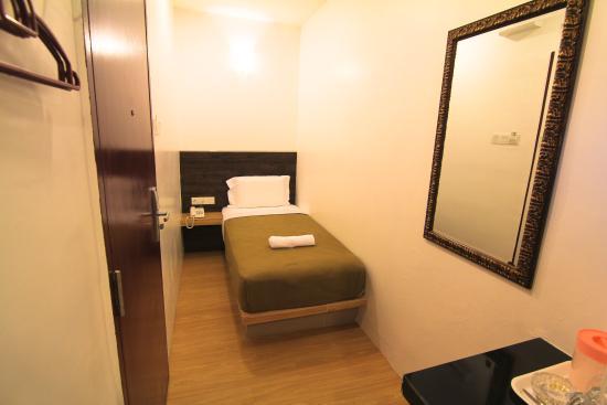 Hotel Rasah Seremban : Single Room