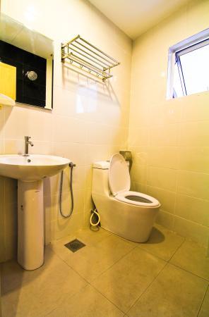 Hotel Rasah Seremban : Toilet