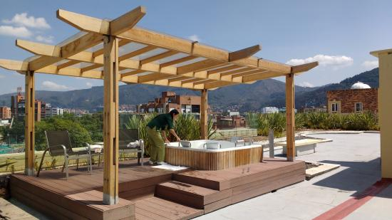 Thb Casa Dann Carlton Hotel Spa In Bogotá
