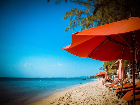 Paris Beach Village Phu Quoc: The Beach at Paris beach resort