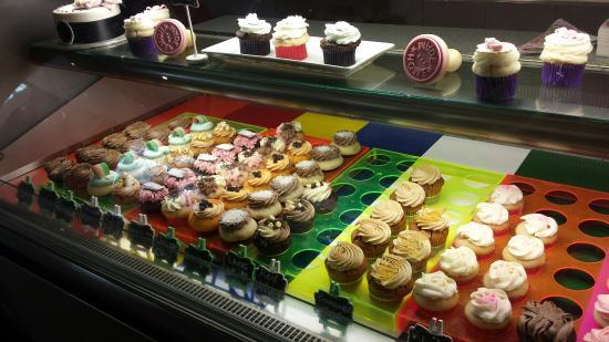 Jazz Apple Cupcake Emporium