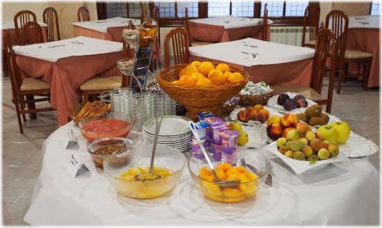 Hotel Pineiro: Fantasticos los desayunos