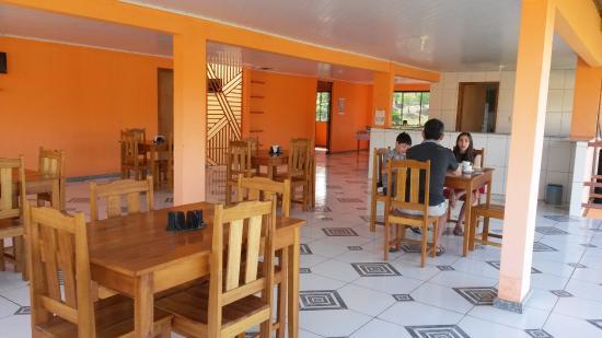 Ubaira, BA: Café da manhã
