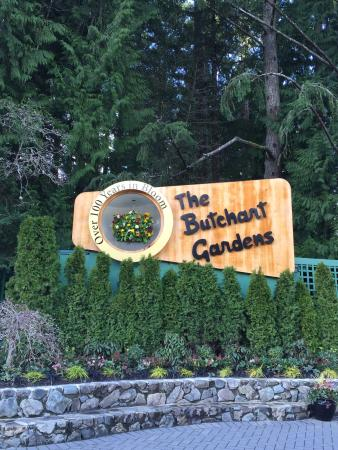 Butchart Gardens: photo0.jpg