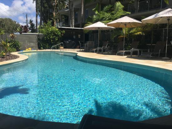 Metzo Noosa Resort: Resort pool
