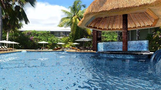 Sheraton Samoa Aggie Grey's Hotel & Bungalows: Poool