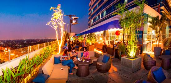 metsky dine lounge 10th floor hotel horison bekasi picture of rh tripadvisor ie