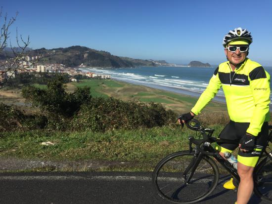 cycling san sebastian