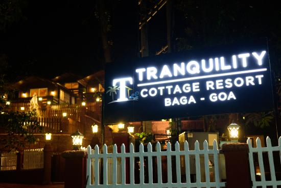 Tranquility Cottage Resort - Goa