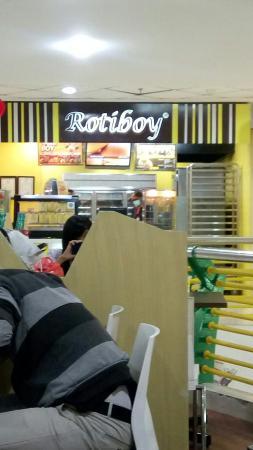 Rotiboy Pasar Atom