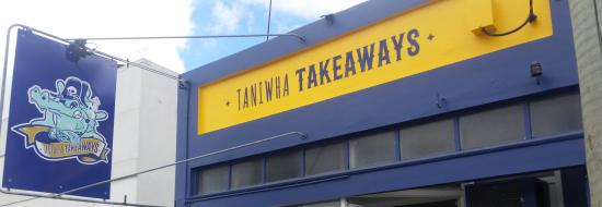 Taniwha Takeaways