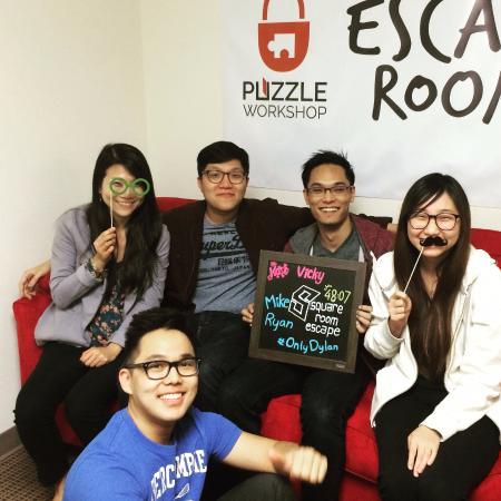 Puzzle Workshop Escape Room: Square Room Escape sets a new record for uncovering Illuminati secrets!