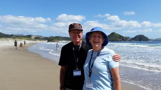 Great Barrier Island, New Zealand: Medlands Beach Walk