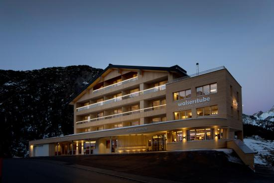 Hotel Walserstube
