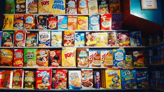 Image result for cereal killer cafe