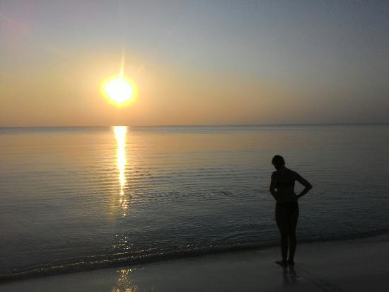 Haa Alif Atoll: Kelaa beach