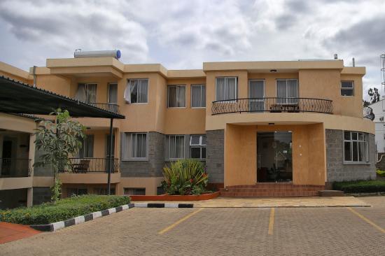 Longview Suites: Reception